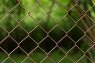 Stock Photo of wire fence