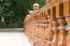 Balustrade Stock Photos
