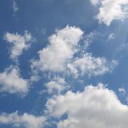 Stock Photo of blue sky