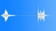 Custard pie splat - throw 04 Sound Effect