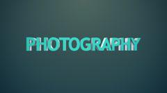 Valokuvaus kuvake Arkistovideo