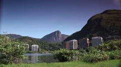 Landscape. Rio de Janeiro / Brazil Stock Footage