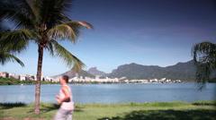 Coast. Rio de Janeiro / Brazil Stock Footage