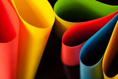 colorful abstract - stock photo