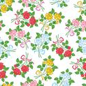 Stock Illustration of Seamless floral background