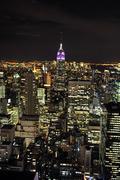 travel photos of new york - manhattan - stock photo