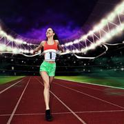Athletic Stock Photos