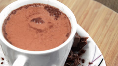 Loopable Hot Chocolate video Stock Footage