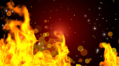 The Inferno Stock Footage