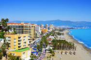 Stock Photo of torremolinos, spain