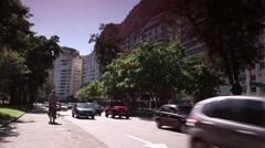 City. Rio de Janeiro / Brazil  Stock Footage