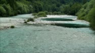Stock Video Footage of Breathtaking river-bed
