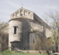 Byzantine church of Santa Maria Assunta Torcello Italy - stock photo