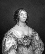Charlotte Stanley, Countess of Derby - stock photo