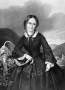 Stock Photo of Charlotte Bronte