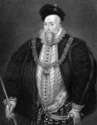 Robert Dudley, 1st Earl of Leicester Stock Photos