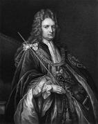 Robert Harley, 1st Earl of Oxford and Earl Mortimer - stock photo