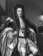 Sidney Godolphin, 1st Earl of Godolphin Stock Photos