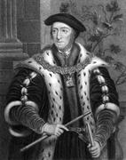 Thomas Howard, 3rd Duke of Norfolk - stock photo