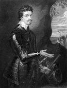 Thomas Wentworth, 1st Earl of Strafford - stock photo