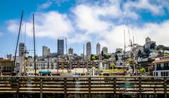 Fisherman's Warf Stock Photos