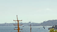 Stock Video Footage of Bosphorus