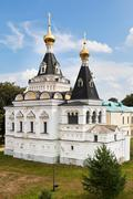 Elizabeth church in dmitrov kremlin, russia Stock Photos