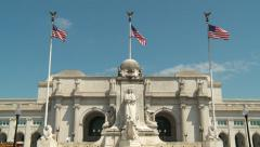 Union Station, Washington, DC Stock Footage