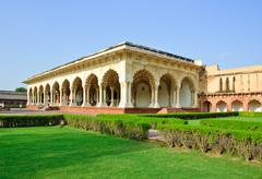 Agra fort, india Stock Photos
