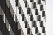Stock Photo of Windows on high-rise building