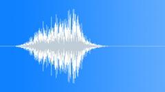User interface maximize/ minimize Sound Effect