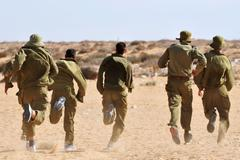 Idf - israel army Stock Photos