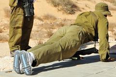 Idf - israel army Stock Photos