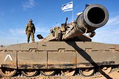operation pillar of defense on terror targets in gaza - stock photo