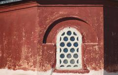 Turkey, Istanbul, Haghia Sophia window detail Stock Photos