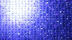 Defocused light spot Stock Footage