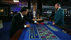 Gambling Stock Footage