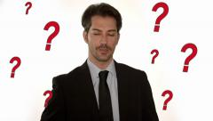 Questions and solutions Stock Footage