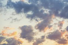 Stock Photo of Moody sky