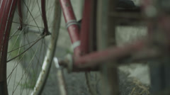 Old Abandoned Bicycle - Ultra High Definition 4K Stock Footage