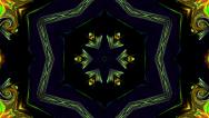 Stock Video Footage of Psychedelic kaleidoscope 5