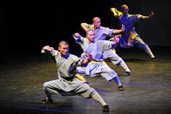 Shaolin kung fu Kuvituskuvat