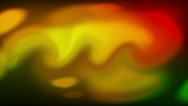 Stock Video Footage of Futuristic wave, digital abstract background, HD 1080p, loop.
