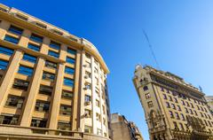 Buenos Aires Center Stock Photos
