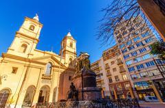 Santo Domingo Convent - stock photo