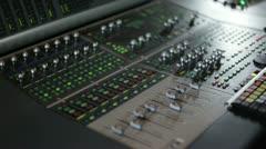 Soundboard Stock Footage
