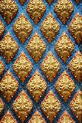 Thai pattern Stock Photos
