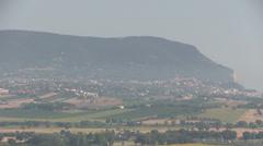 Italy - Marche - Monte Conero Stock Footage