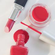 Stock Photo of Assorted make up