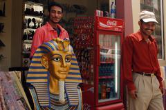 Egypt travel photos - aswan Stock Photos